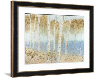 Summer Birches-James Wiens-Framed Art Print