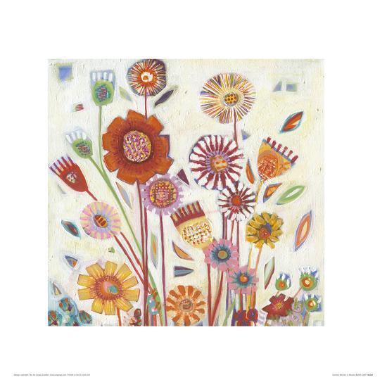 Summer Blooms-Shyama Ruffell-Giclee Print