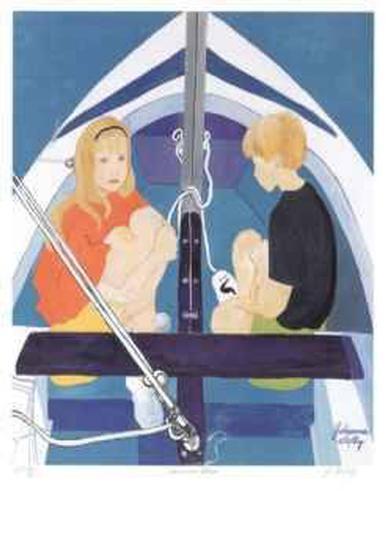 Summer Blue-Johanna Skelly-Limited Edition