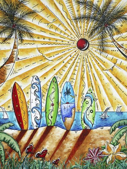 Summer Break-Megan Aroon Duncanson-Giclee Print