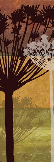 Summer Breeze II Spice 2-Taylor Greene-Art Print