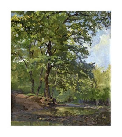 Summer Breeze-Ilya Yatsenko-Giclee Print