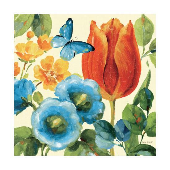 Summer Brights III-Lisa Audit-Art Print