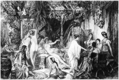Summer, C1880-1882-W Unger-Giclee Print