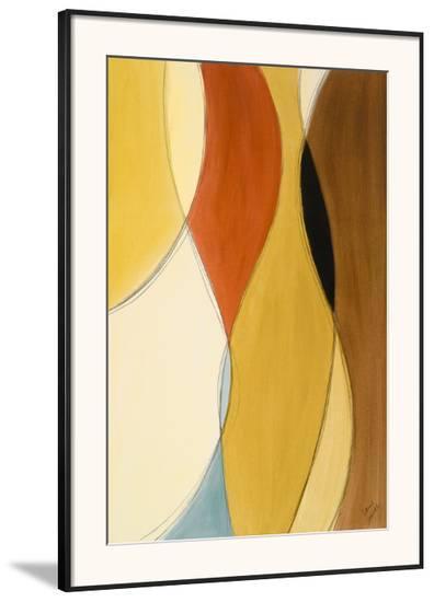 Summer Coalescence II-Lanie Loreth-Framed Art Print