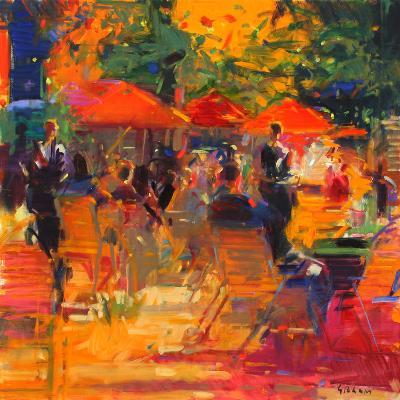 Summer Cocktails-Peter Graham-Giclee Print