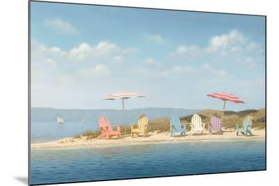 Summer Colors-Daniel Pollera-Mounted Art Print