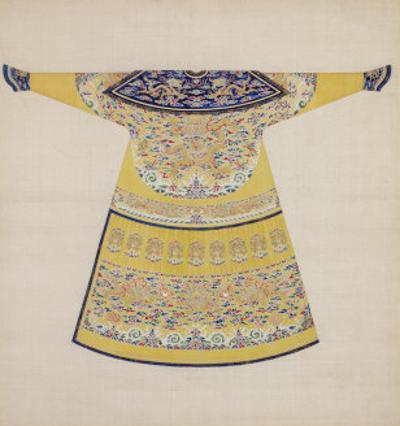 Summer Court Robe Worn by the Emperor, China