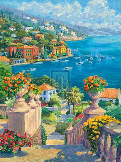 Summer Cove-Julian Askins-Art Print