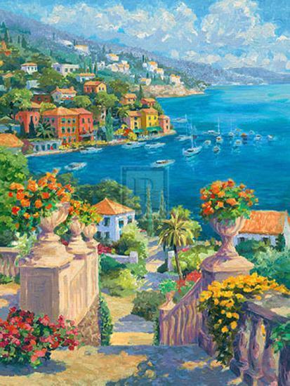 Summer Cove-Julian Askins-Art Print