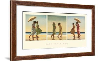 Summer Days-Jack Vettriano-Framed Art Print