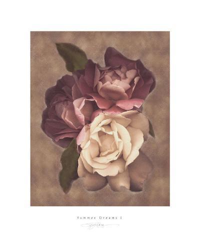 Summer Dreams I-S^ G^ Rose-Art Print