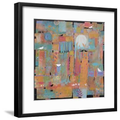 Summer Dreams-Sue Davis-Framed Giclee Print