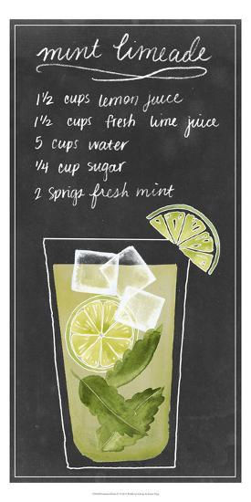 Summer Drinks IV-Grace Popp-Art Print