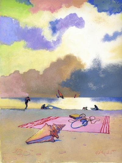 Summer Evening, 1980s-George Adamson-Giclee Print