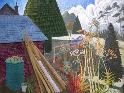 Summer Evening, 2007-Ian Bliss-Giclee Print