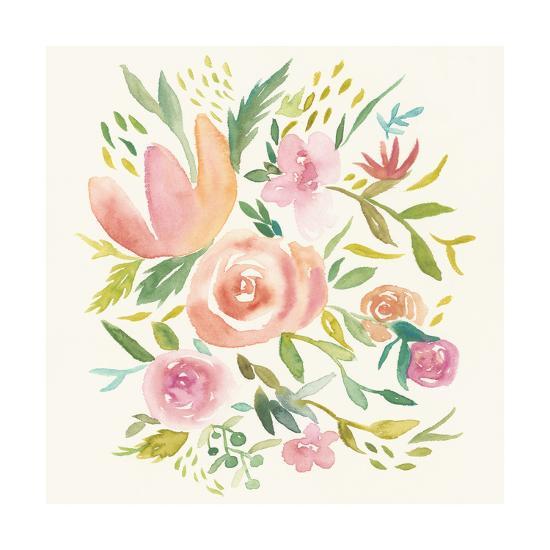 Summer Fete I-Chariklia Zarris-Art Print