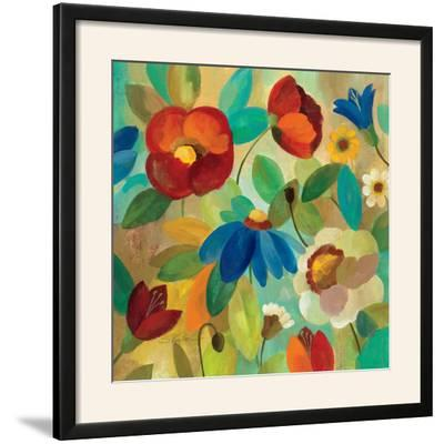 Summer Floral I-Silvia Vassileva-Framed Photographic Print