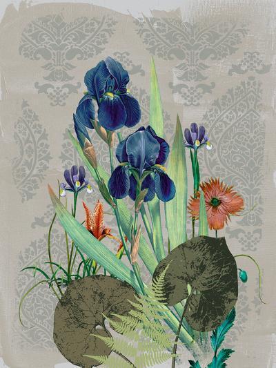 Summer Flowers I-Ken Hurd-Art Print