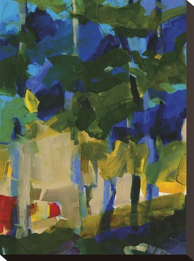 Summer Forest-Barbara Rainforth-Stretched Canvas Print