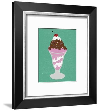 Summer Fun II-Clara Wells-Framed Art Print