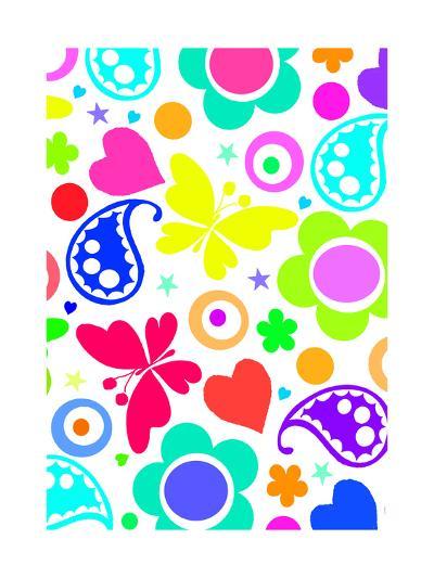 Summer Fun-Louisa Knight-Giclee Print