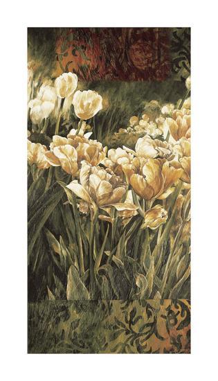 Summer Garden I-Linda Thompson-Giclee Print