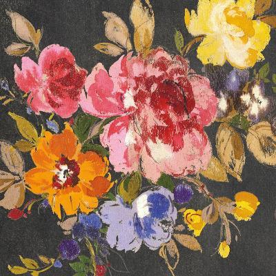 Summer Garden II Black-Wild Apple Portfolio-Art Print