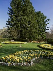 Summer Garden New Jersey State Botanical Garden, New Jersey, USA