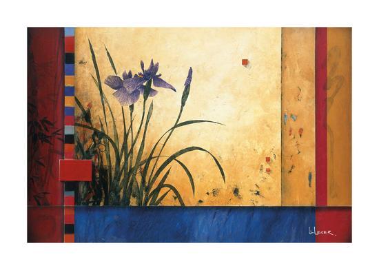 Summer Garden-Don Li-Leger-Giclee Print