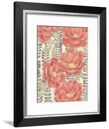 Summer Gardens I-Grace Popp-Framed Art Print