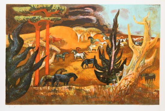 Summer Gold-Millard Owen Sheets-Collectable Print
