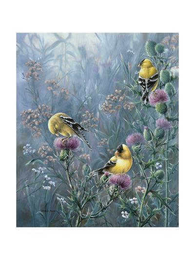 Summer Gold-Wanda Mumm-Giclee Print