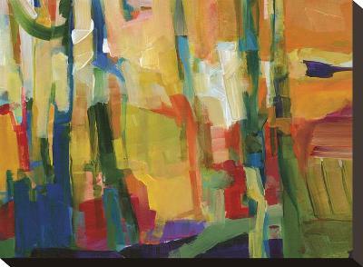 Summer Grove-Barbara Rainforth-Stretched Canvas Print