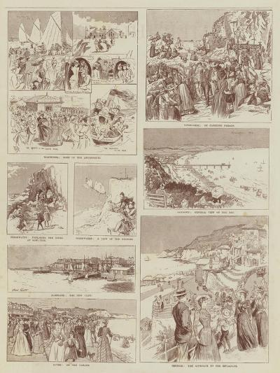 Summer Holidays-Alexander Stuart Boyd-Giclee Print
