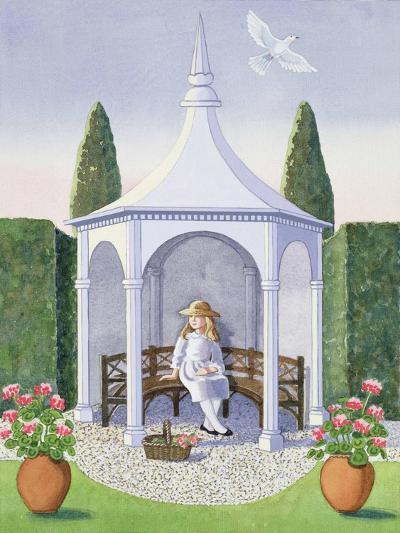 Summer House-Lavinia Hamer-Giclee Print