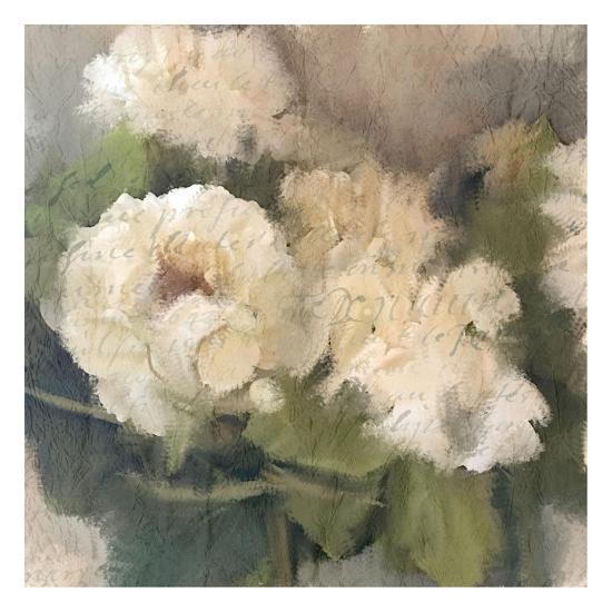 Summer Hydrangeas 2-Kimberly Allen-Art Print