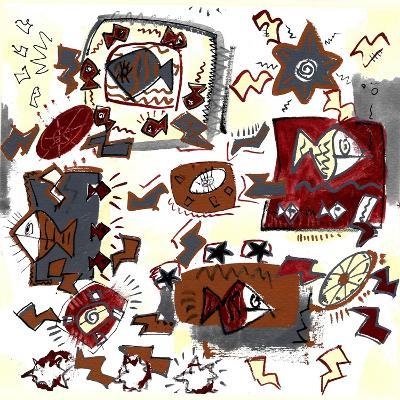 Summer II-Miguel Balb?s-Giclee Print