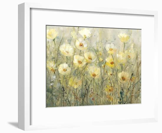 Summer in Bloom I-Tim O'toole-Framed Art Print