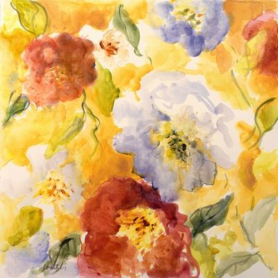 Summer in Provence II-Lanie Loreth-Framed Art Print