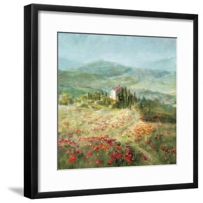 Summer in Provence-Danhui Nai-Framed Art Print