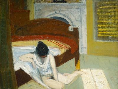 Summer Interior-Edward Hopper-Giclee Print