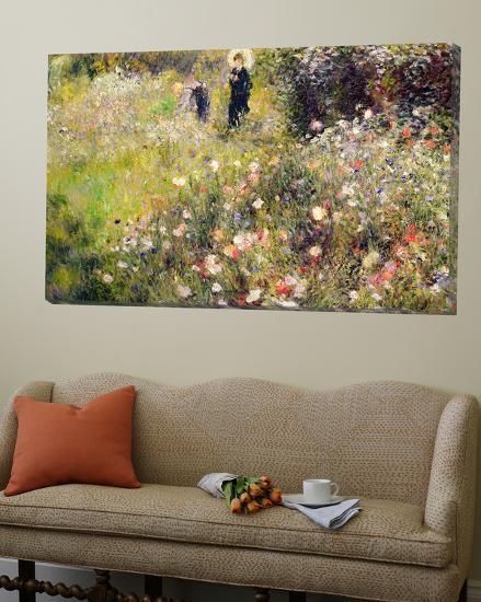 Summer Landscape-Pierre-Auguste Renoir-Loft Art