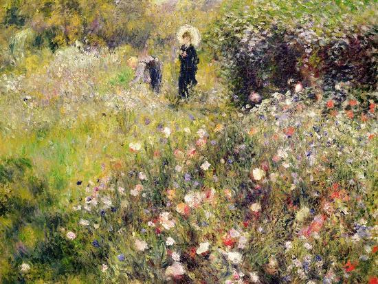 Summer Landscape-Pierre-Auguste Renoir-Premium Giclee Print