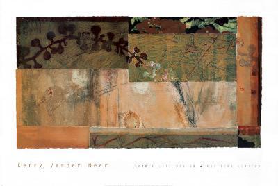Summer Lateday VIII-Kerry Vander Meer-Art Print