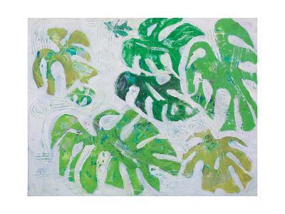Summer Leaves-Kellie Day-Art Print