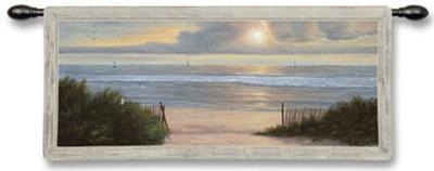 Summer Moments II-Diane Romanello-Wall Tapestry