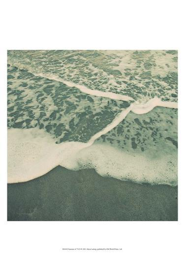 Summer of '76 II-Alicia Ludwig-Art Print