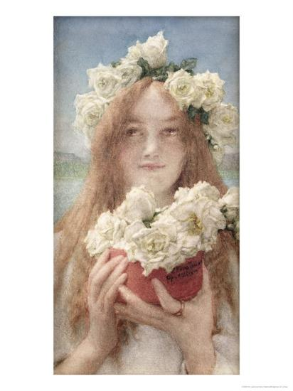 Summer Offering, 1894-Sir Lawrence Alma-Tadema-Giclee Print