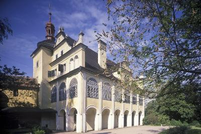 Summer Palace in Opono, Czech Republic--Photographic Print